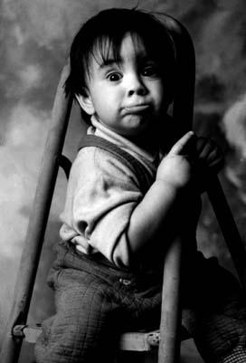 Galleria di foto di bambini in bianco e nero for Foto di zig e sharko